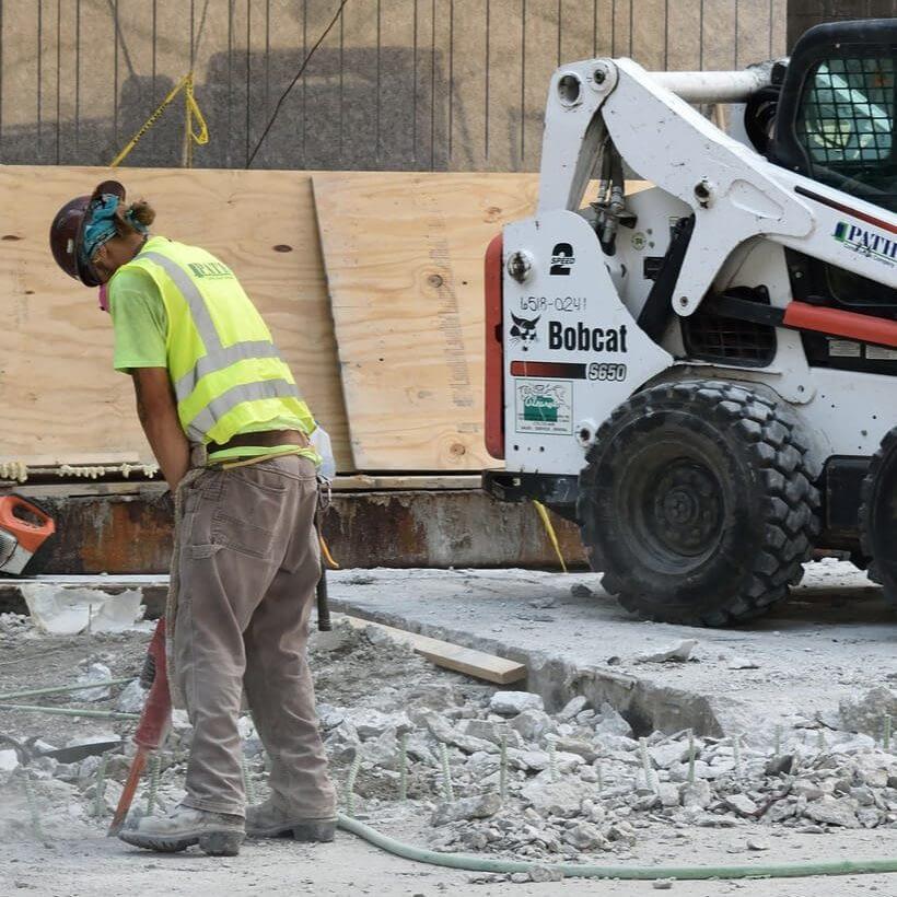 concrete demolition in colorado springs